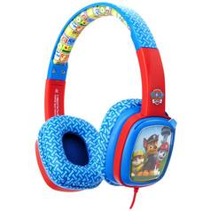 Paw Patrol Kids On-Ear Headphones - Blue