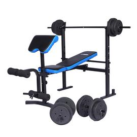 Pro Fitness Folding Workout Bench