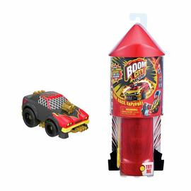 Boom City Racers Car Launcher Stunt Playset plus Hot Dawg!