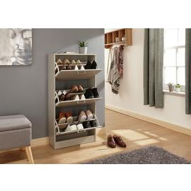 Stirling 3 Tier Shoe Cabinet
