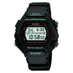 Casio Men's Tough Hexagonal Digital Illuminator Watch
