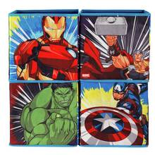 Avengers Canvas Box - Set of 4