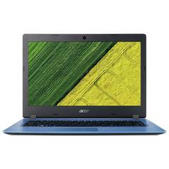 Acer Aspire 1 14 Inch Celeron 4GB 32GB Laptop - Blue