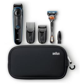 Braun Beard Trimmer and Hair Clipper BT3940TS Gift Set