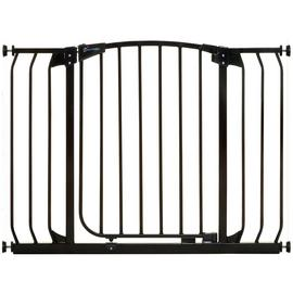 Dreambaby Chelsea Auto Close Security Gate– Black (97-106cm)