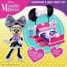 Minnie Mouse Sleepover & Nail Party Set