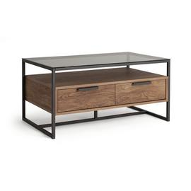 Habitat Nomad Coffee Table - Oak Effect