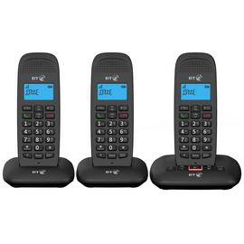BT 3660 Cordless Telephone with Answer Machine - Triple