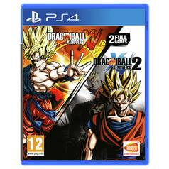 Dragon Ball Xenoverse & Xenoverse 2 PS4 Game
