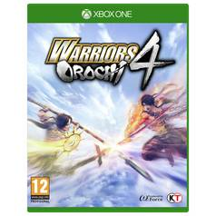 Warriors Orochi 4 Xbox One Pre-Order Game