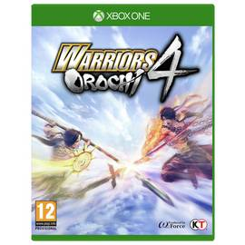 Warriors Orochi 4 Xbox One Game