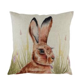 Sainsbury's Home Leaping Hare Cushion