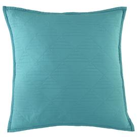 Argos Home Quilted Cushion - Teal