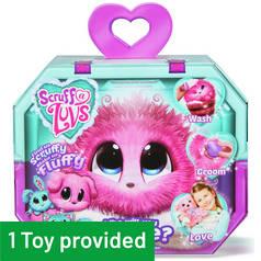 64a46f8c117 Scruff a Luvs Pink Mystery Rescue Pet Soft Toy