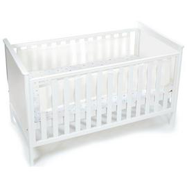 BreathableBaby 2 Sided Mesh Liner - White