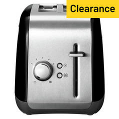 KitchenAid Classic 2 Slice Toaster - Black