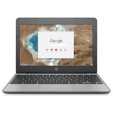 HP 11.6 Inch Celeron 4GB 16GB Chromebook - Grey