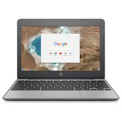 HP Chromebook 11.6 Inch Celeron 4GB 16GB Laptop - Grey