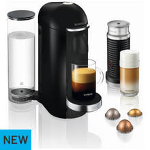 Krups Nespresso Vertuo Plus Pod Coffee Machine