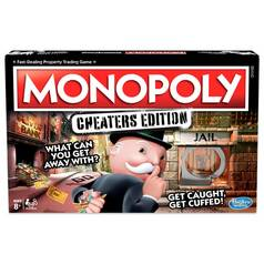 Monopoly Game: Cheaters Edition from Hasbro Gaming