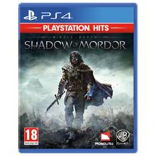 Shadow of Mordor PS4 Hits Pre-Order Game