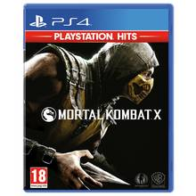 Mortal Combat X PS4 Hits Pre-Order Game