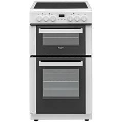 Bush DHBETC50W Electric Cooker - White
