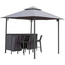 Argos Home Bar Gazebo, Table & Chairs Set