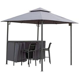 Argos Home Bar Gazebo, Table & Chairs Set