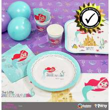 Disney Ariel Premium Party Pack for 24 Guests