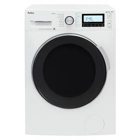 Amica WMS814 8KG 1400 Spin Washing Machine - White