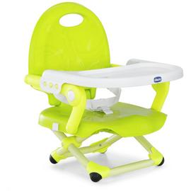 Chicco Pocket Snack Highchair - Lime
