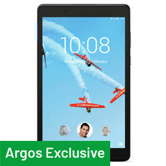 Lenovo Tab E8 HD 1GB 16GB Tablet - Black