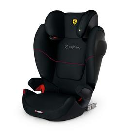 Cybex Solution M-Fix SL Scuderia Ferrari Group 2/3 Car Seat