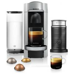 Nespresso by Magimix Vertuo Plus Coffee Machine 11388 Silver