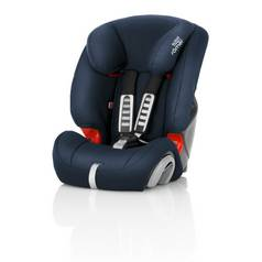 Britax Romer EVOLVA 1-2-3 Car Seat - Moonlight Blue