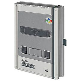 SNES A5 Premium Notebook