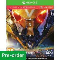 Anthem Legion of Dawn Edition Xbox One Pre-Order Game