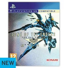 Zone of the Enders PS4 VR Game