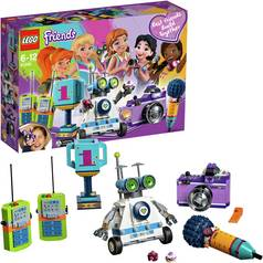 LEGO Friends Friendship Box, Mic Camera Trophy Set - 41346