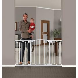 Dreambaby Chelsea Combo Gate Extension Set– White (97-133cm)