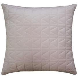 Karl Lagerfeld Quilted K Cushion