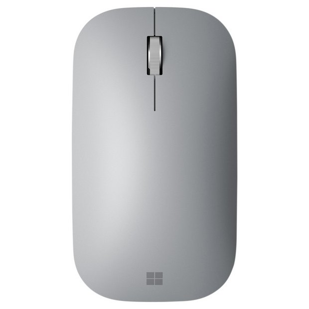 Buy Microsoft Surface Mobile Mouse - Platinum | Laptop and PC mice | Argos
