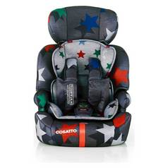 Cosatto Zoomi Group 123 Anti-Escape Car Seat - Grey