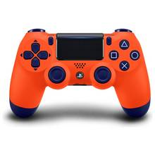 PS4 DualShock 4 Wireless Controller - Sunset Orange