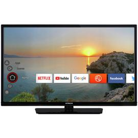 Hitachi 32 Inch 32HE2200U Smart HD Ready LED Freeview TV