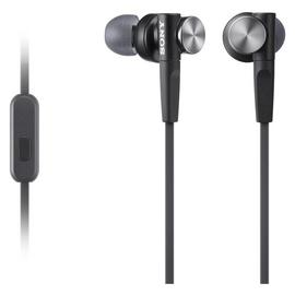 Sony MDRXB50 In-Ear Headphones - Black