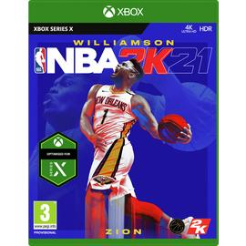 NBA 2K21 Xbox Series X Game