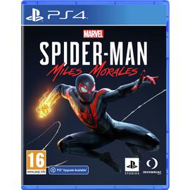Marvel's Spider-Man Miles Morales PS4 Game