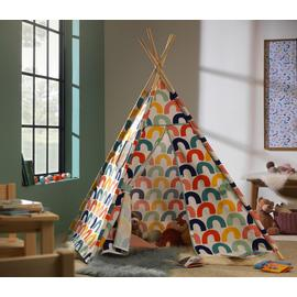Argos Home Rainbow Play Teepee